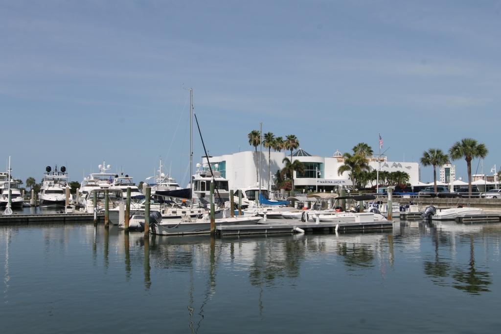 Marina Jack in Sarasota, FL